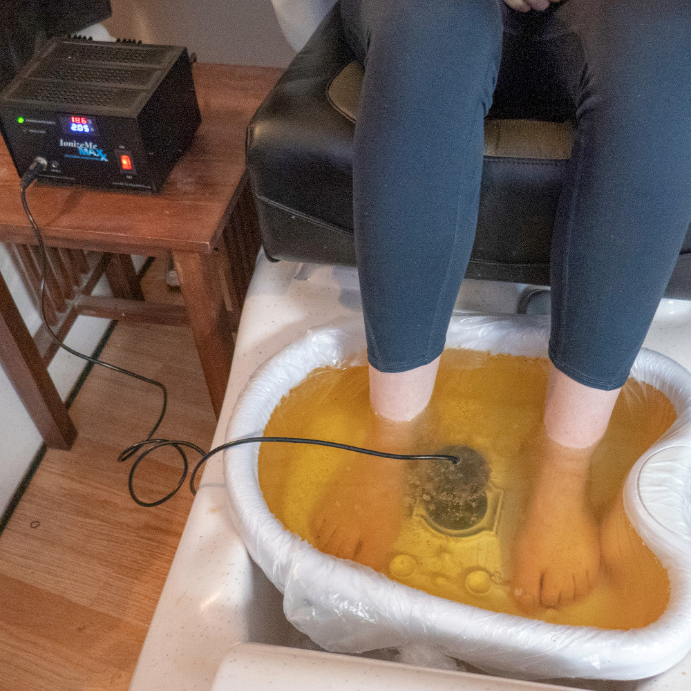 IonizeMe Ionic Detox Systems  The Best Ionic Foot Baths on the Market