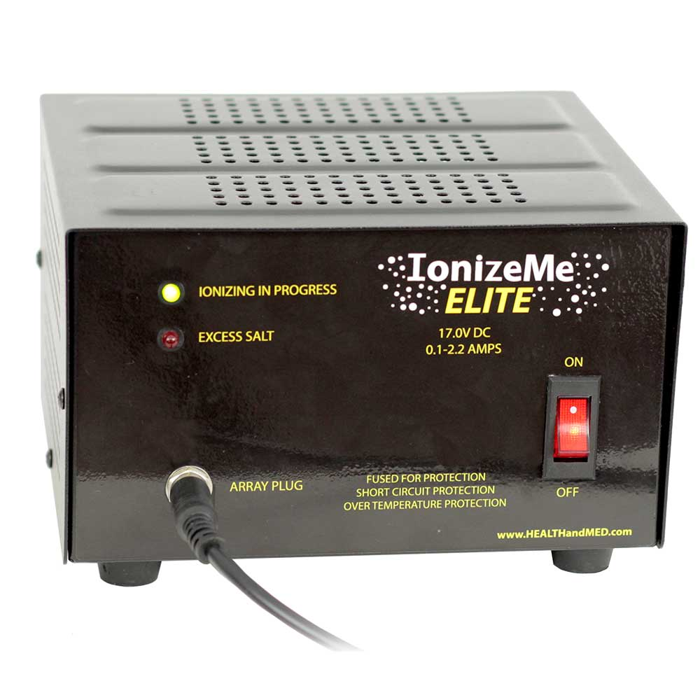 Our brand new IonizeMe Elite! – HEALTHandMED