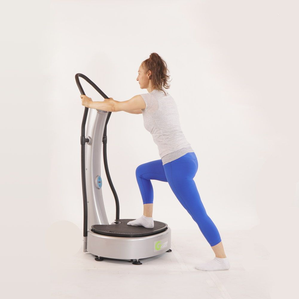 How Using Vibration Plate Machines Can Help With Temporomandibular Joint Disorder