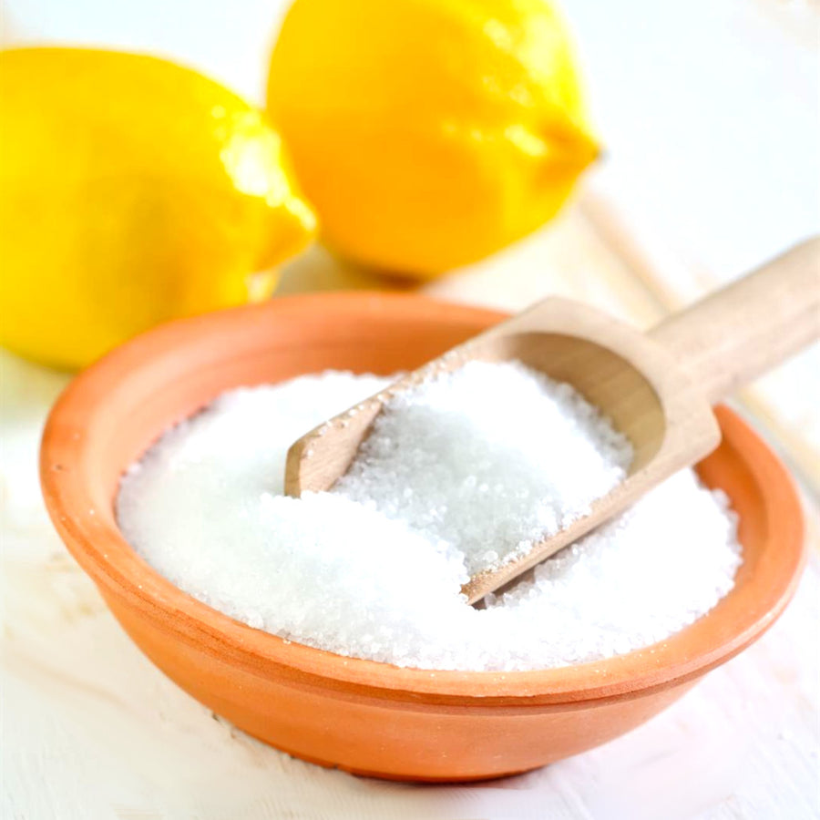 Powdered Citric Acid for Ionizer Cleaning and more