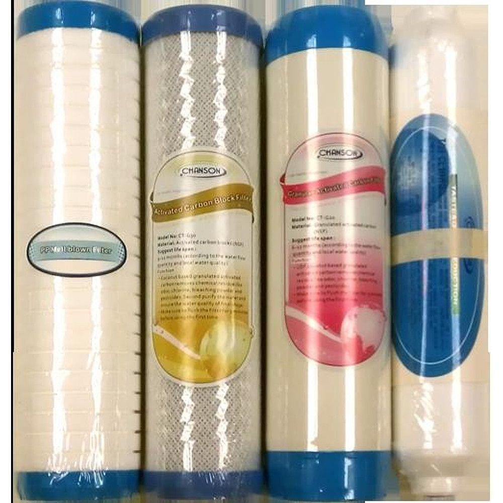 Nano Filter Replacement Pack (Annual)