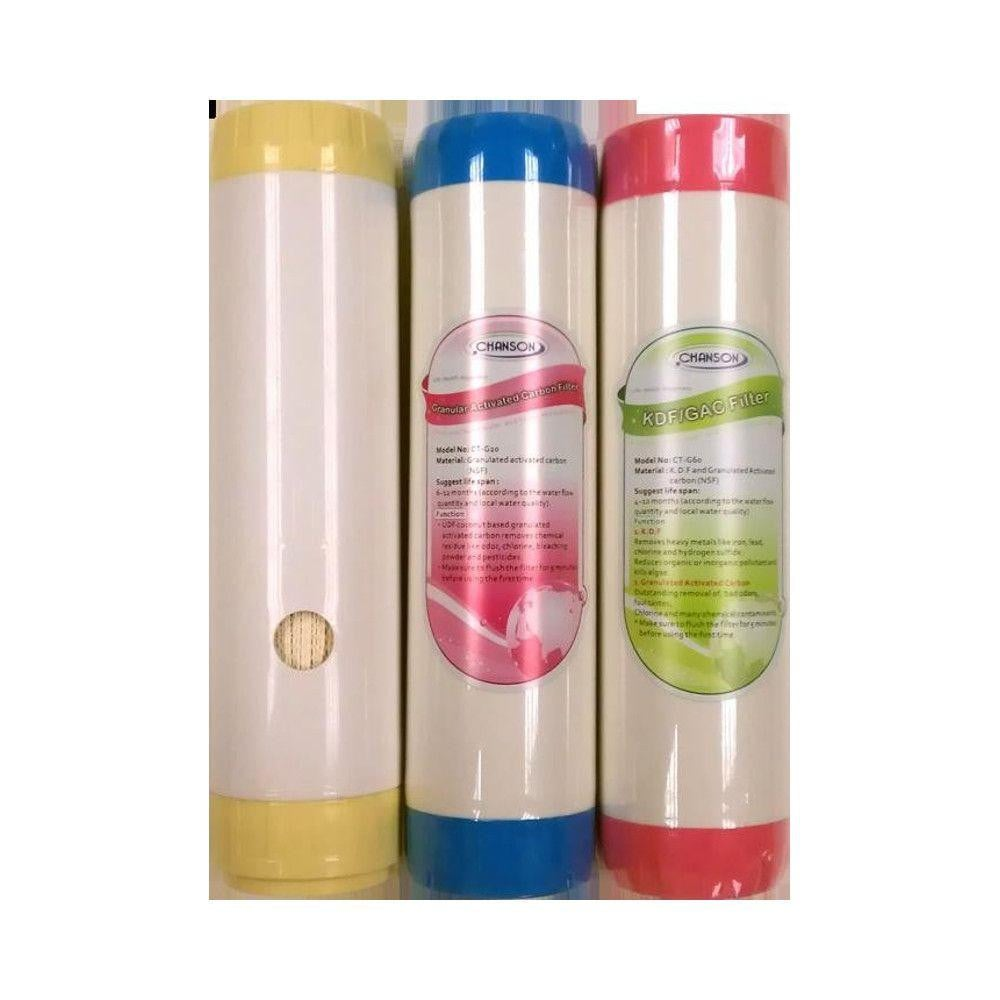 4 Pack 5 Micron Sediment Filter