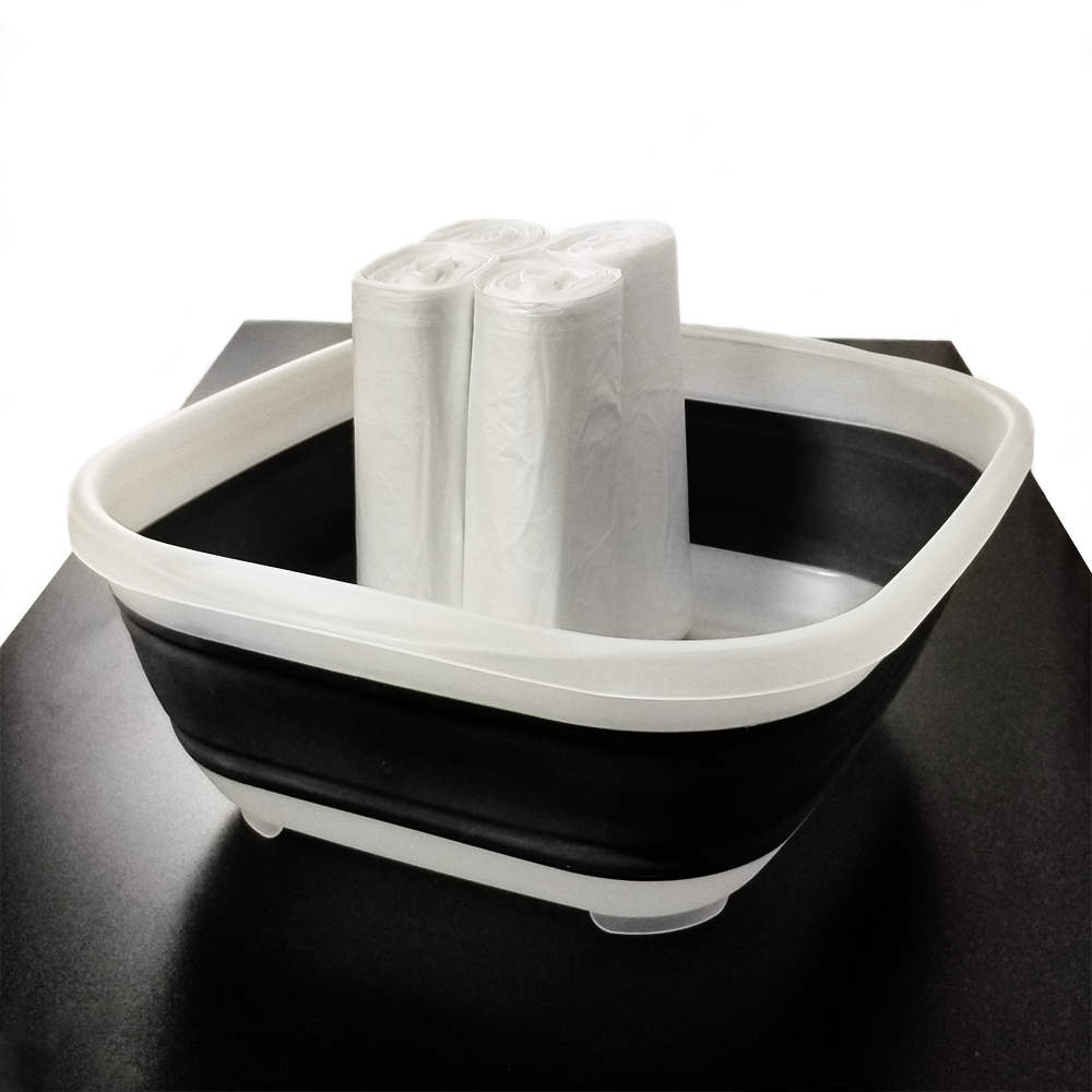 Collapsible Foot Basin for Ionic Foot Detox and 100 Liners