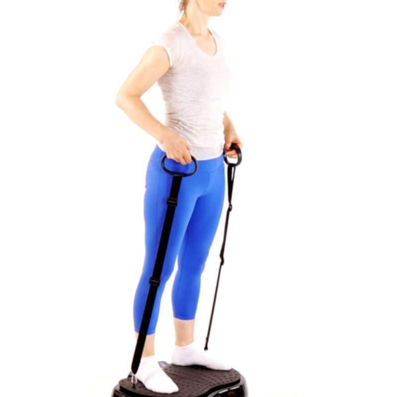 GForce Portable 1500W - Dual Motor Whole Body Vibration Exercise Machine (REFURBISHED)