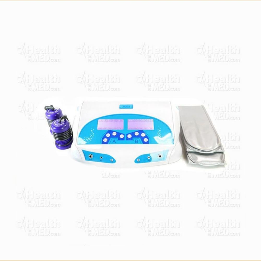 IonizeME Deluxe Dual -Ionic Detox Foot Bath System with Infrared
