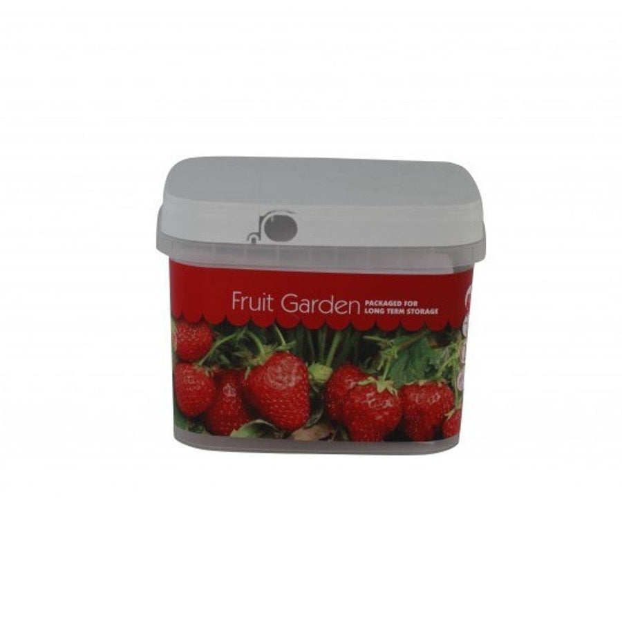 Organic Fruit Seed Bucket