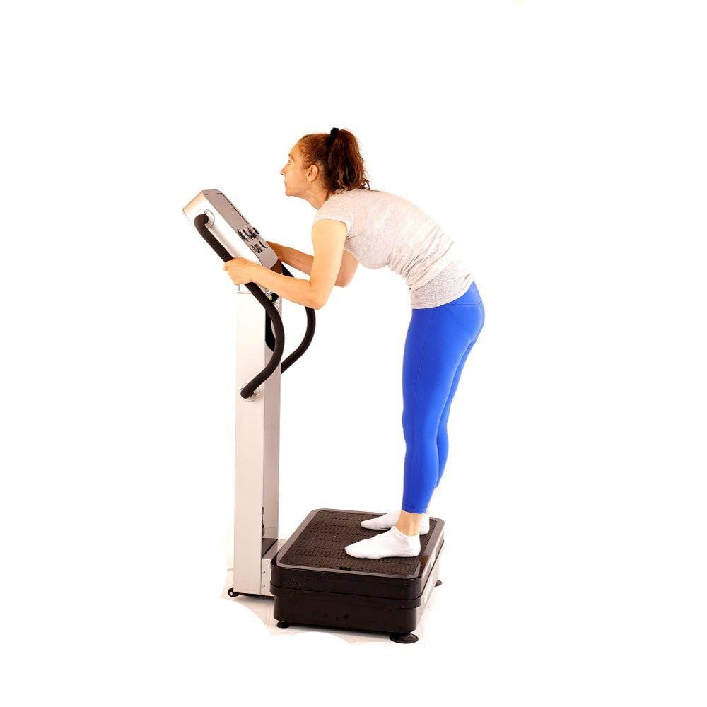 GForce Pro Cardio - 1500W Dual Motor Whole Body Vibration Exercise Machine