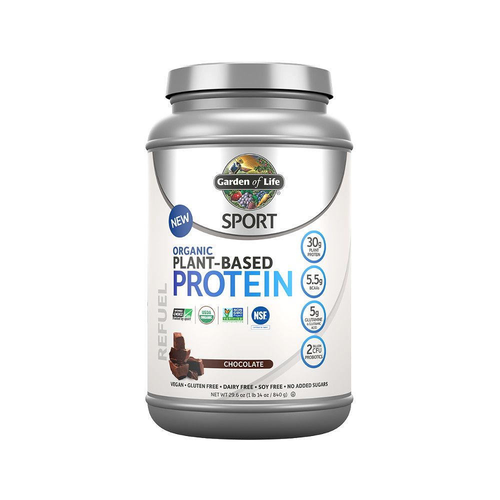 SPORT Organic Plant Based Protein