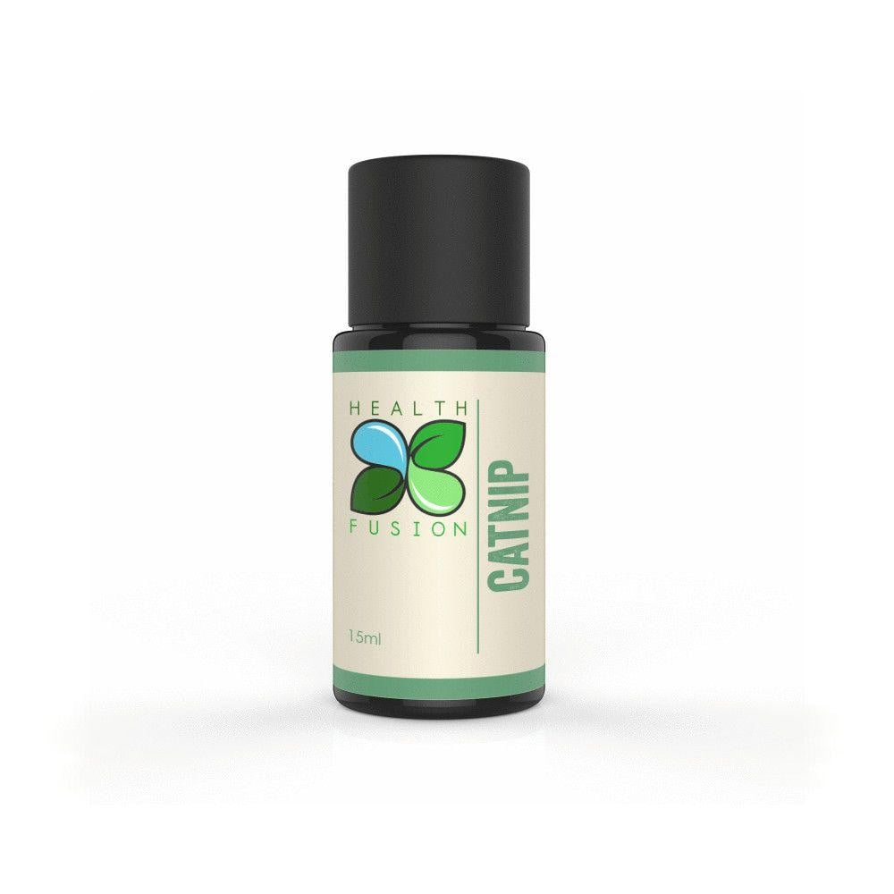 Health Fusion Catnip 100% Pure Essential Oil (15ml/0.5oz)