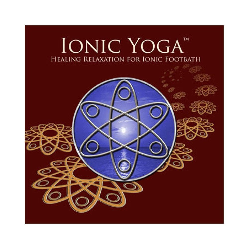 Ionic Yoga Music CD