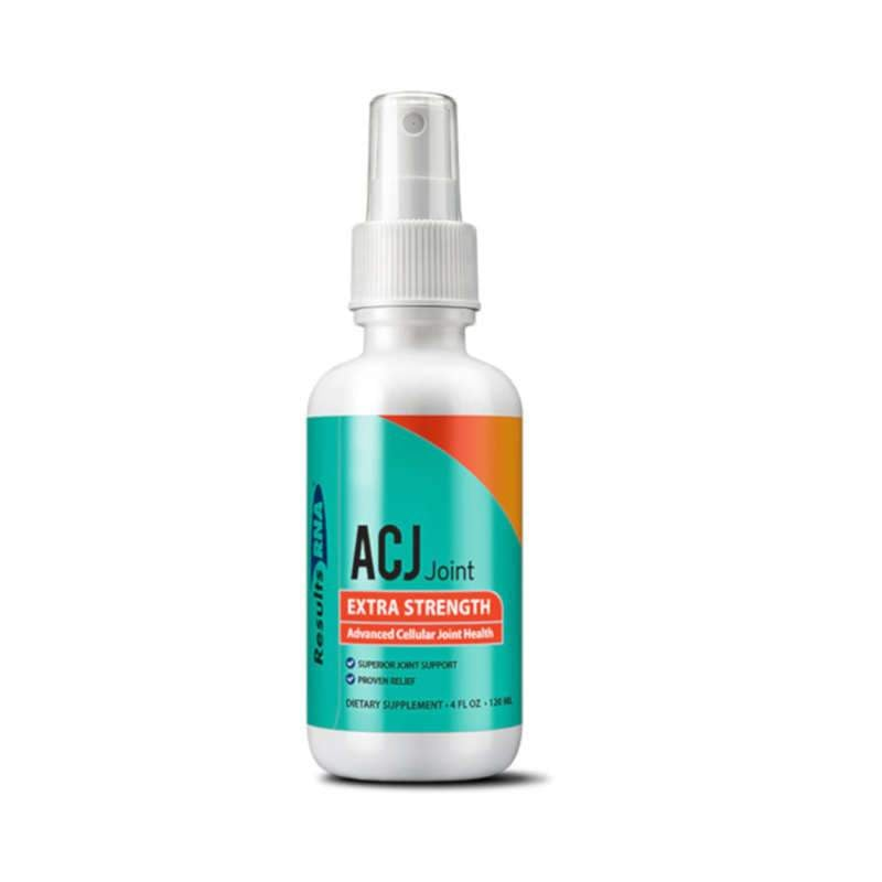 Results RNA ACJ Joint Extra Strength - 4oz Spray
