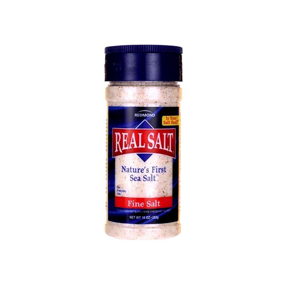 Real Salt Fine Grain Shaker