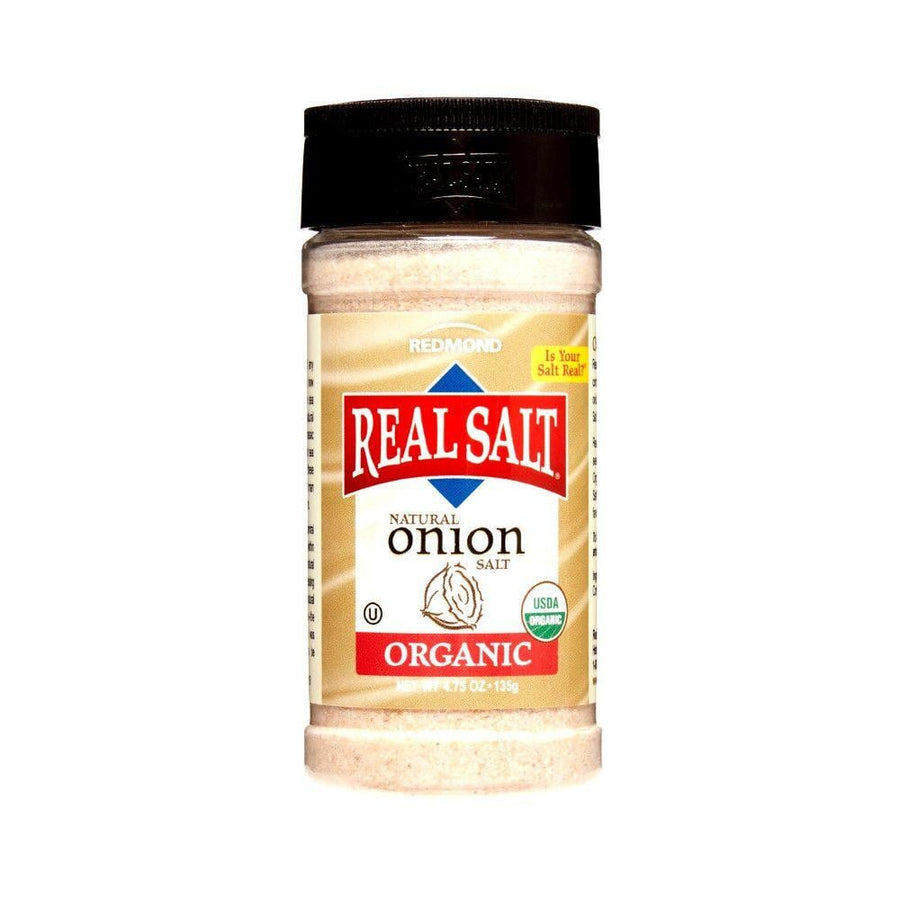 Real Salt Organic Onion Salt