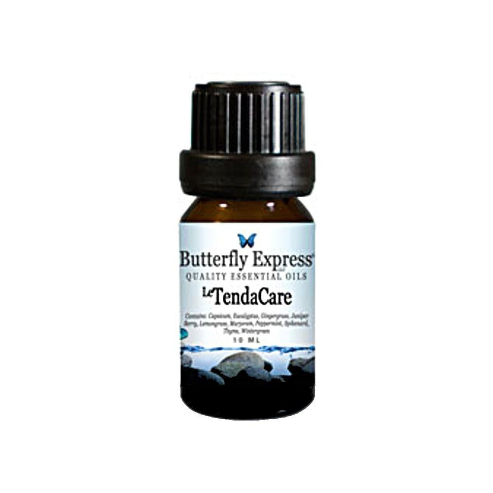 Butterfly Express TendaCare 100% Therapeutic Grade Essential Oil (10ml)