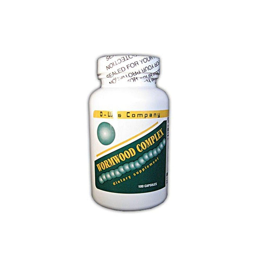 Wormwood Complex (500 mg. 100 capsules)