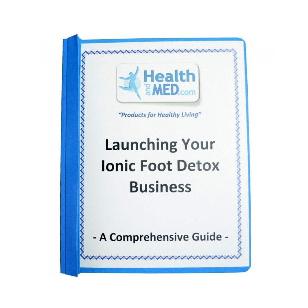 Launch Your Ionic Detox Business Guide