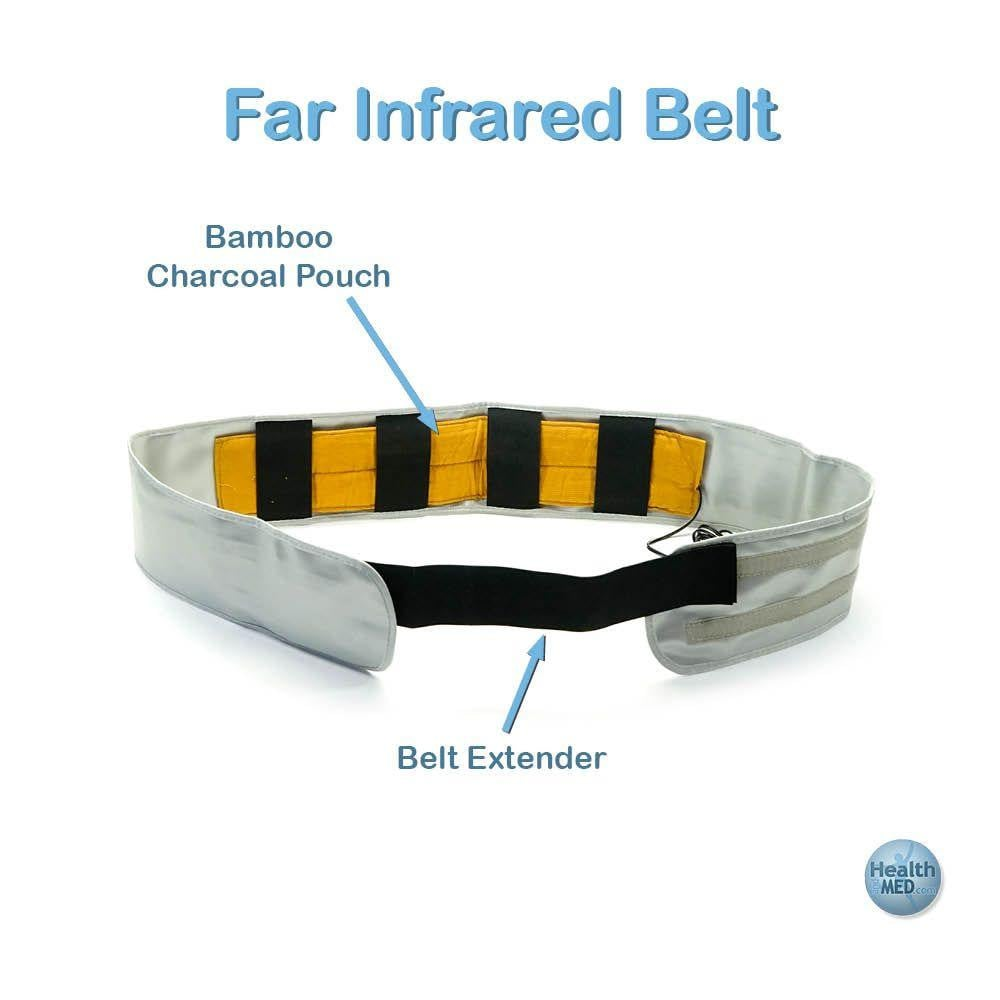 Far Infrared Belt for Ionic Foot Detox Machines - 64 Inch Length