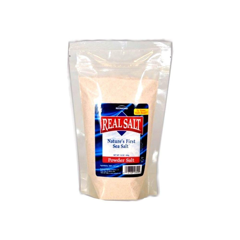 Real Salt Powder
