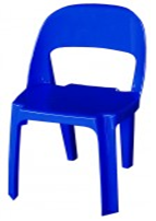 Everest Chair Virgin Plastic