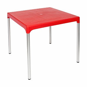 Plastic Florida Table - Choose Colour