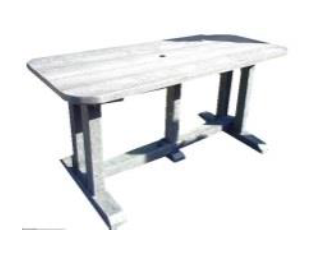 Free Standing Table 1