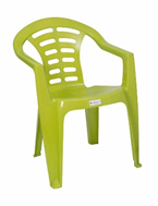 Low back Madrid chair with arms