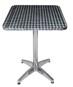 Kerri STD Table - Square - 700x700mm