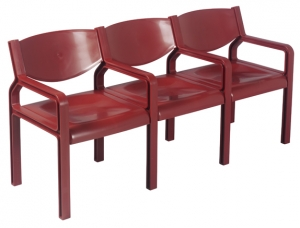 Pastoe Chair - 3 Seater