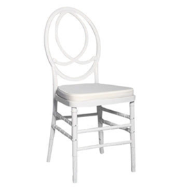 Phoenix Chair White