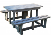 Budget Picnic Bench No Back