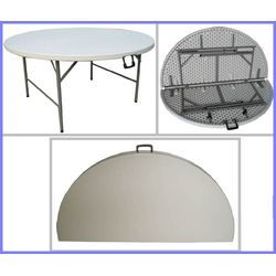 ROUND FOLDING TABLE 1.5M (8 SEATER)