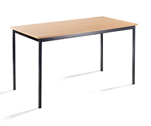 Rectangle Oak Malamine Top