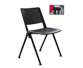Revolution Stacker Plastic seat and back