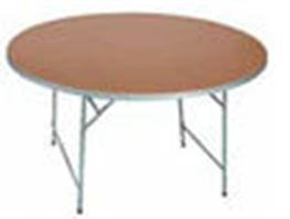 Round Catering Table