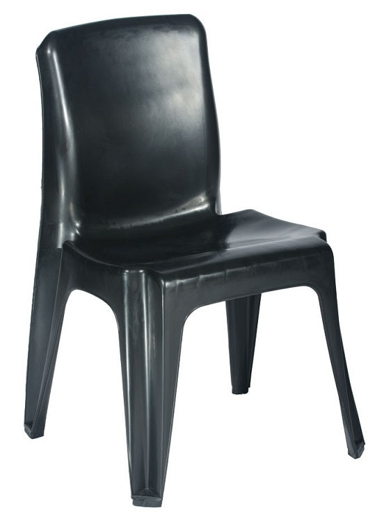 Maxi Chair - Recycled - Black
