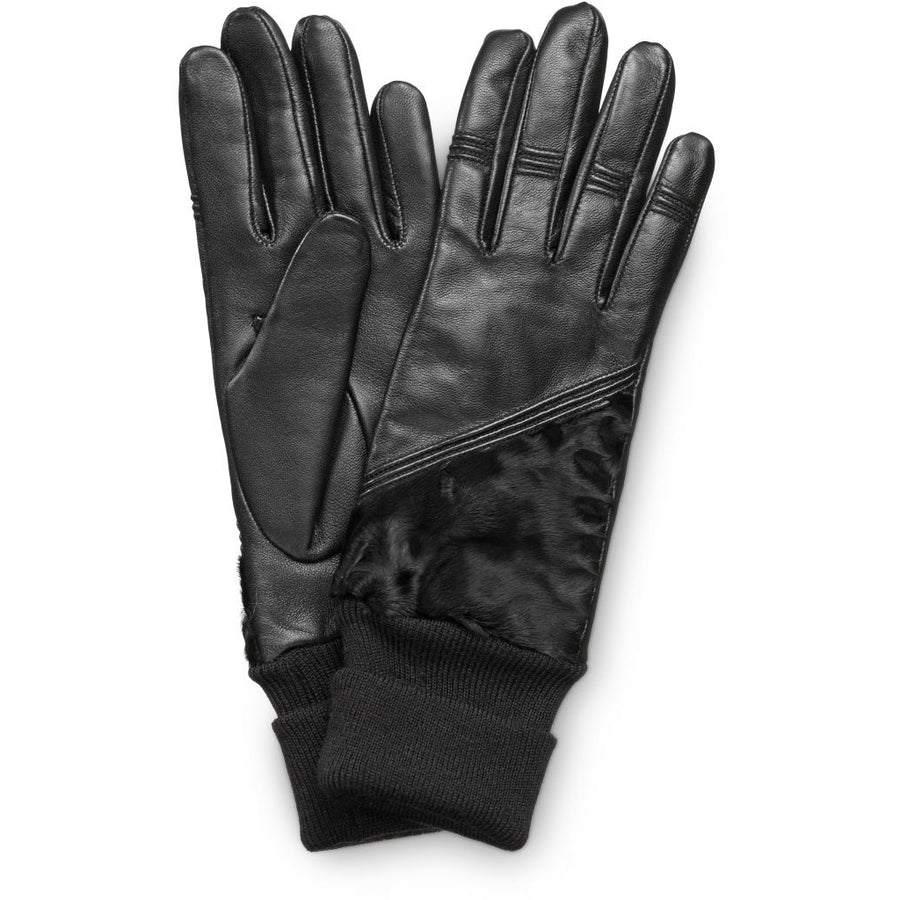 Oh! OH! Oak Gloves Swakara Gloves Black/Black