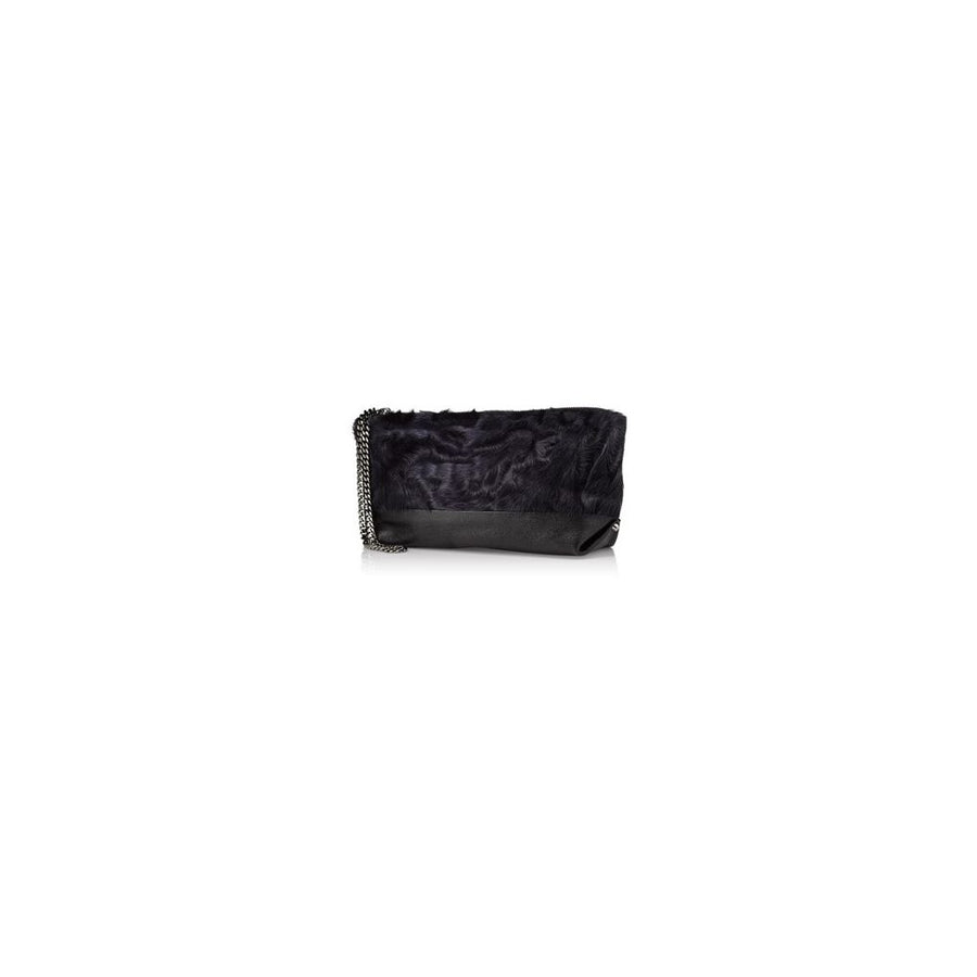 Oh! OH! Bisa Make up bag Swakara Bag Black/Mood Indigo