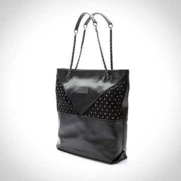Oh! OH! Claribel Totebag Swakara Bag Black