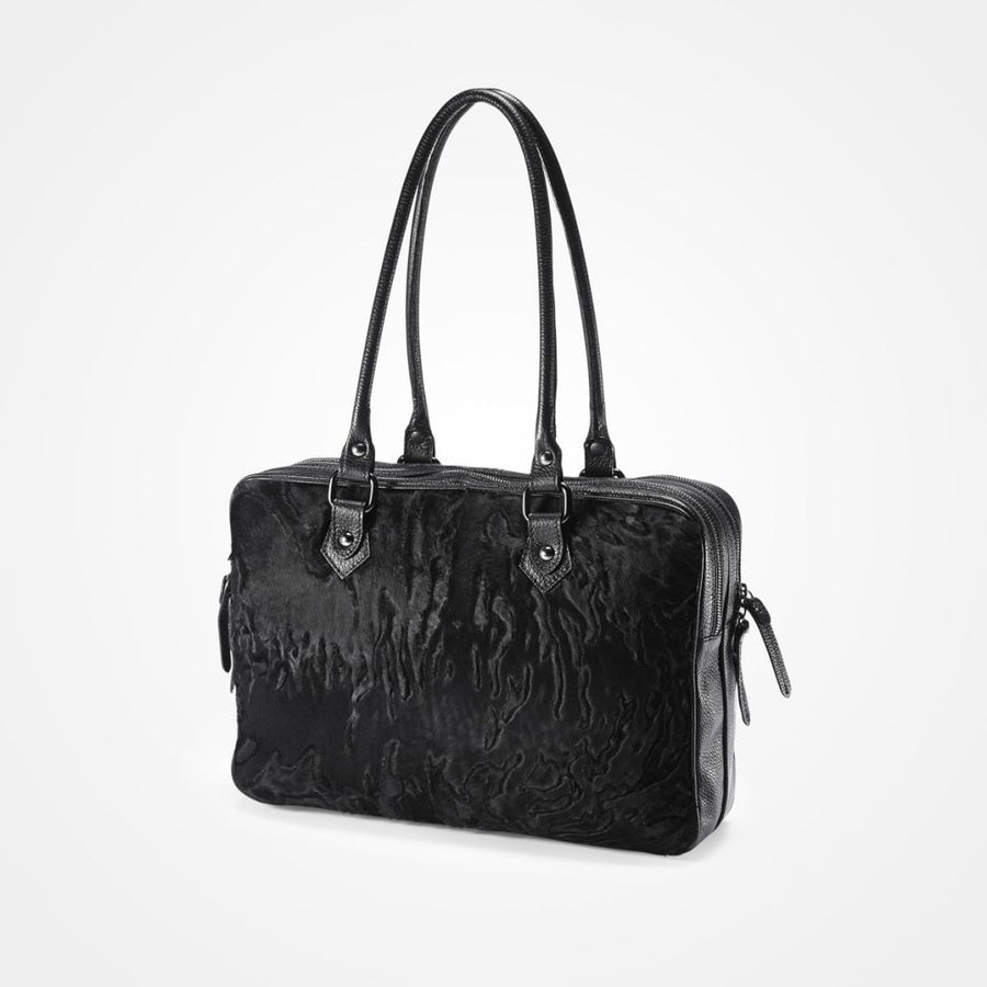 Oh! OH! Computerbag Swakara Bag Black