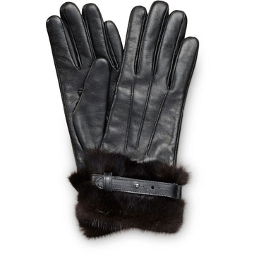 Oh! OH! Myrtle Gloves Mink Gloves