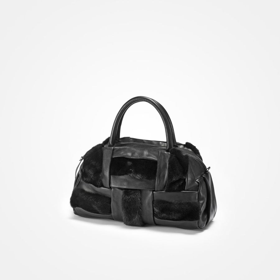 Oh! OH! Utopia Handbag Mink Bag Black