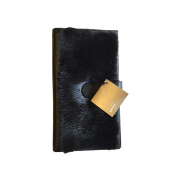 Oh! Oh! Card Holder Mink Wallet Black