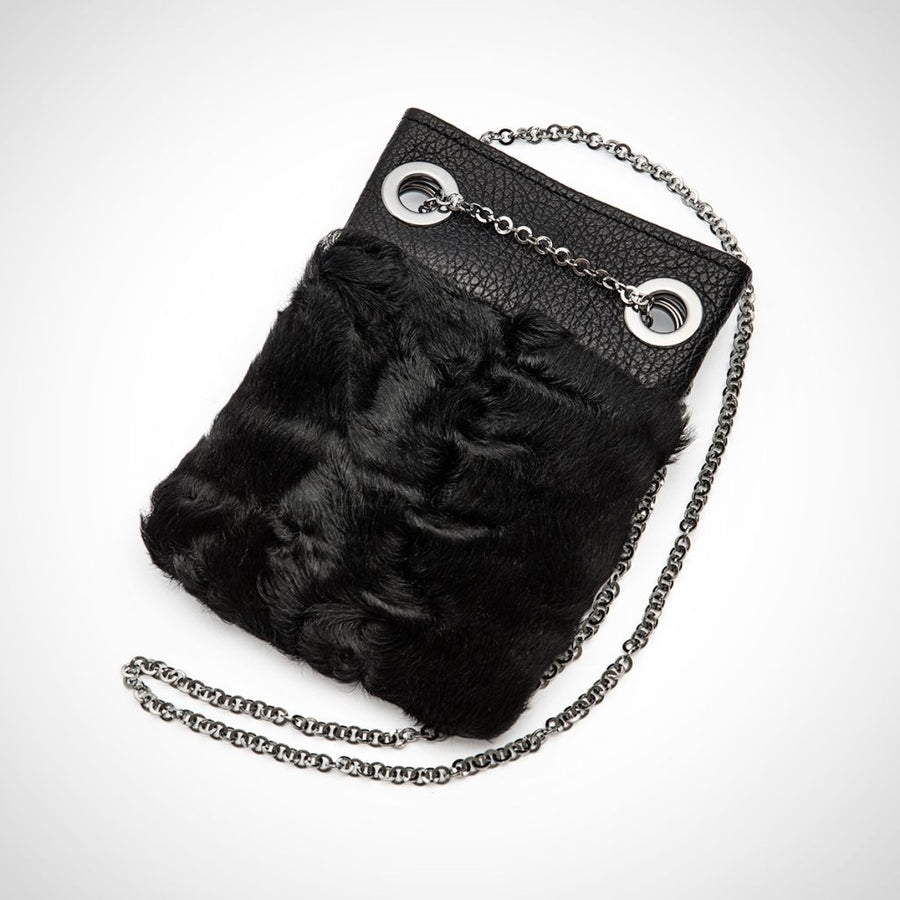 Oh! Oh! Mobile holder swakara Bag Black