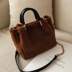 Fashion Women's Soft Shoulder Bag