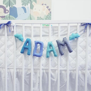 Customised Name Buntings