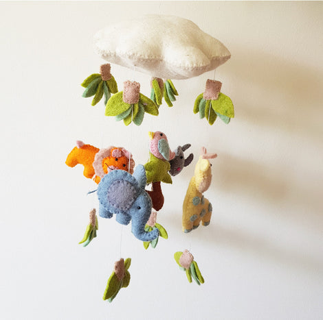 Baby & Nursery Mobiles - Wall Hangings