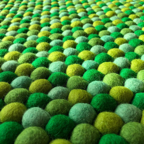 Felt Ball Rug – Peter Pan