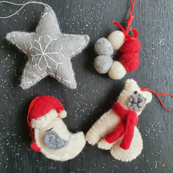 Tree Ornaments - Small
