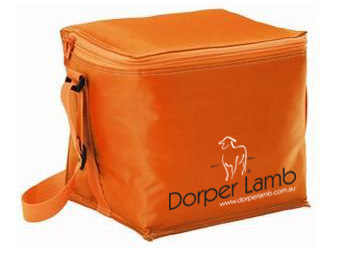 Dorper Lamb delivery cooler bag