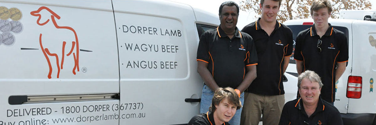 contact dorper lamb